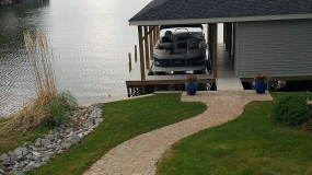 Boathouse Access Walkway