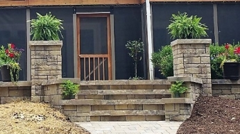 6' Stone Steps