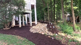 Dark Walnut Designer Mulch