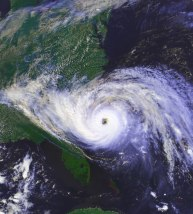 Hurricane Hugo 1989