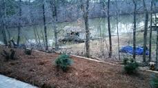 Fill dirt, plantings & mulch