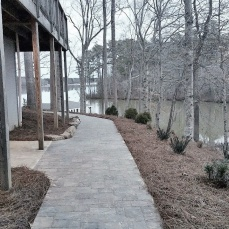 River Street Laffit pavers